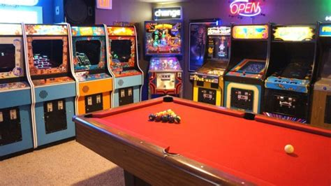 Gameroom : Of The Coolest Home Game Room Ideas