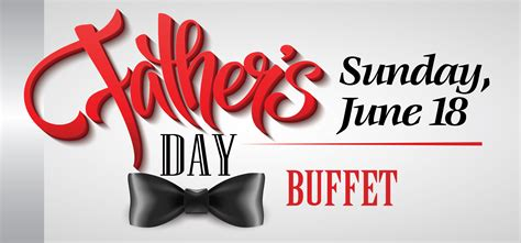 june   promotions fathers day brunch leinie