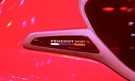 awesome peugeot sport pepopolis 208 gti by peugeot sport sal 243 n de ginebra