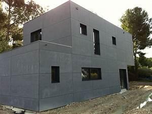 Maison Structure Métallique : maison charpente m tallique vaucluse eccm84 etudes ~ Melissatoandfro.com Idées de Décoration