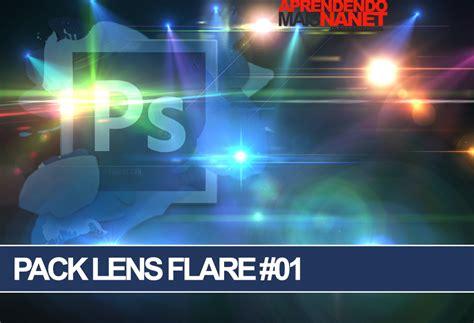 lens flare para