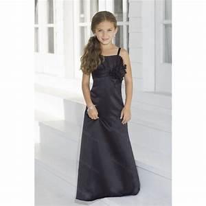 robe longue pour fille de 12 ans With robe noire pour mariage