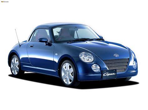 Daihatsu Copen Usa by 2006 Daihatsu Copen Pictures Information And Specs