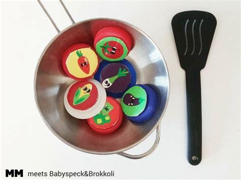 Mein Kind isst kein Gemüse?  Monstamoons meets Babyspeck