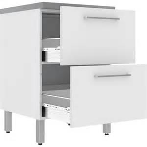 meuble cuisine 100 cm meuble bas de cuisine blanc elements bas obi meuble bas