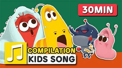 Larva Songs Feelings Song