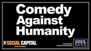 Comedy Against Humanity! | Meetup