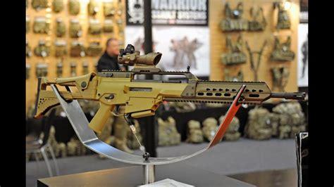 heckler koch hk  rifle youtube