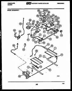 Frigidaire Gpg35bpmx1 Range - Gas Timer