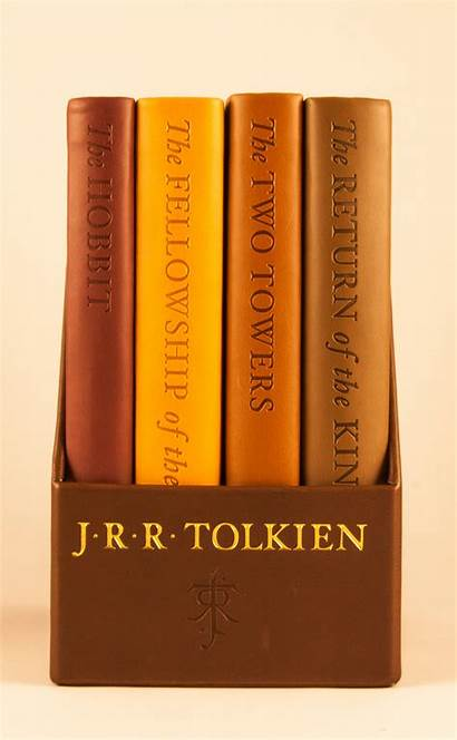 Lord Rings Hobbit Pocket Boxed Deluxe Books