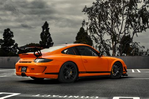 porsche 911 orange orange porsche 911 gt3 rs by gmg racing gtspirit