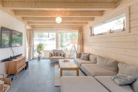 chambre hote design malla maison en bois massif par polar haus la