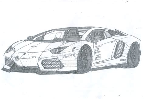 lamborghini sketch side lamborghini reventon drawing step step 2017 2018 cars