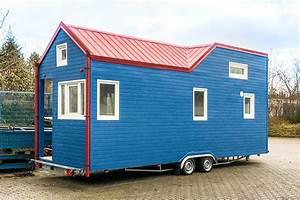 Tiny House Kaufen Deutschland : tiny houses weniger wohnraum mehr lebensqualit t ~ Markanthonyermac.com Haus und Dekorationen