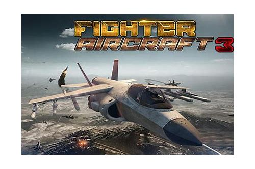 fighter plane game for android free download