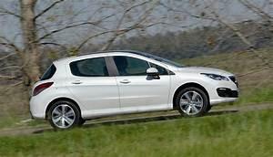 Prueba  Nuevo Peugeot 308 Feline Thp Tiptronic