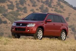2012 Suzuki Grand Vitara Review  Ratings  Specs  Prices