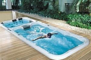 Shropshire 5 8 Metre Twin Zone Swim Spa