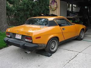 1976 Triumph Tr7 - Pictures