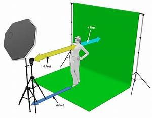 Professional Green Screen Setup  U2013 36pix