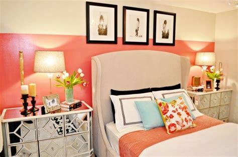chambre a coucher conforama 40 idées pour la décoration magnifique en couleur corail