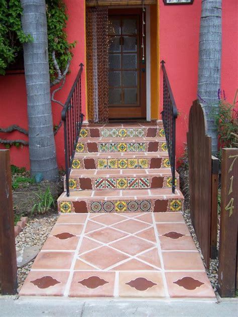 mexican floor  decorative tile   main door