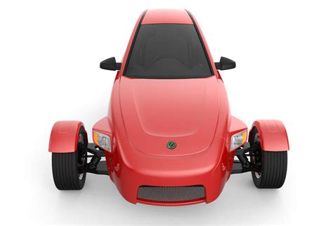 3-wheeled Elio Car Costs ,800, Available In 2015 [pics