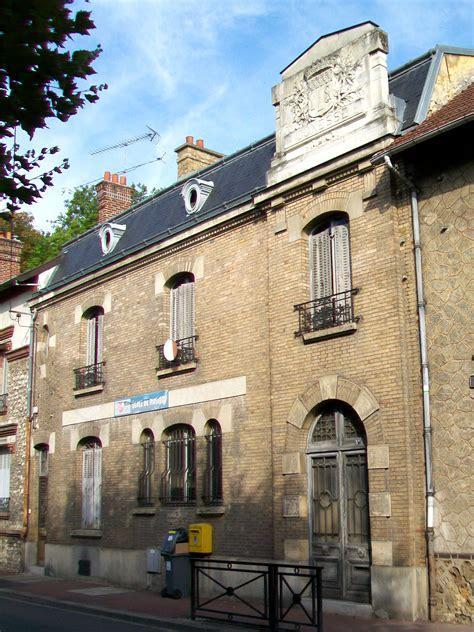 bureau ancien file gonesse 95 ancien bureau de poste de 1914 rue de