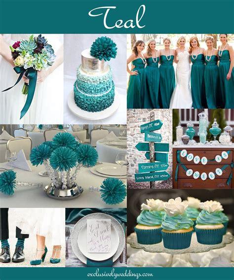 Teal Blue Wedding Ideas Teal Blue Popular Wedding
