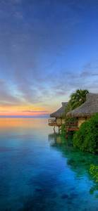 Island Sunset - [1080x2340]