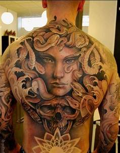 Beautiful Medusa Tattoo Design | www.pixshark.com - Images ...