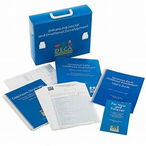 The Devereux Early Childhood Assessment  Deca  Kit  1st Edition