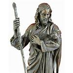 Statue Redeemer Christ Jesus Bible Depiction Agneau