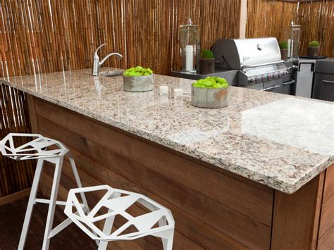 granite kitchen countertops pictures ideas  hgtv hgtv
