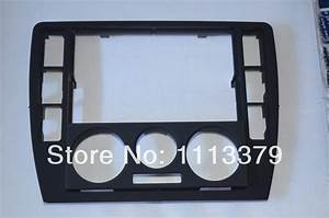 Manual Air Conditioning Radio Dvd Player Frame Central