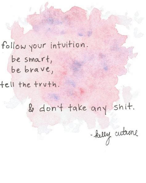 quot always follow your follow your intuition quotes www imgkid com the image kid has it