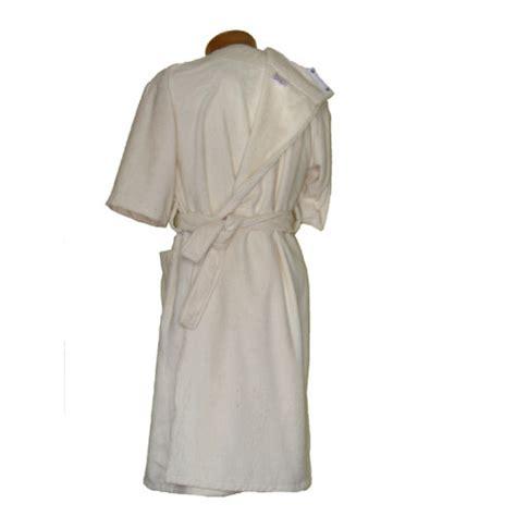 robe de chambre en ratine robe de chambre éléon en ratine