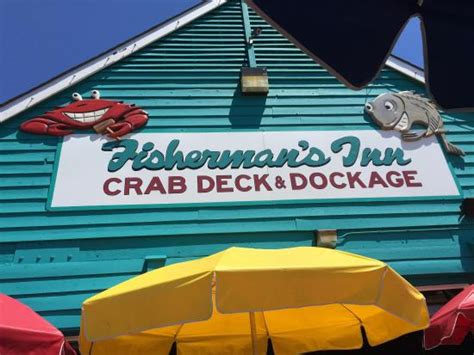 Fishermans Crab Deck Grasonville by Fisherman S Crab Deck Picture Of Fisherman S Crab Deck