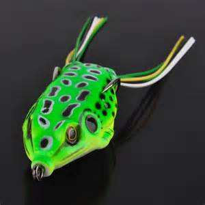 Topwater Frog Fishing Lures