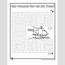 17 Best Images About Happy Columbus Day On Pinterest  Coloring Pages, Activities And Columbus Day