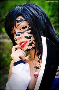 Sasuke Uchiha Female Cosplay