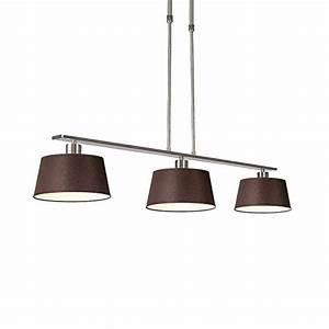 Esszimmer Lampe Led : qazqa modern esstisch esszimmer pendelleuchte ~ Markanthonyermac.com Haus und Dekorationen