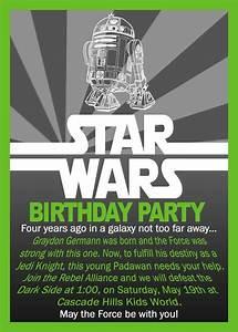 Free Printable Star Wars Birthday Invitations Dolanpedia