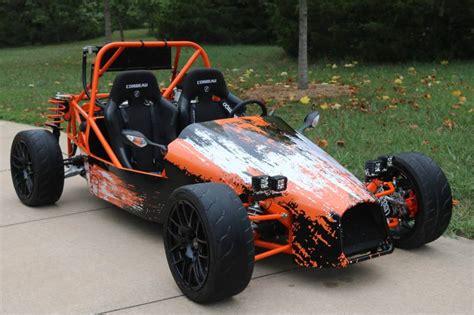 df goblin custom kit car  son   built    chevy cobalt sssc lettering