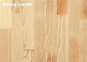parquet massif frene usa 14 x 120 mm verni With parquet frene massif
