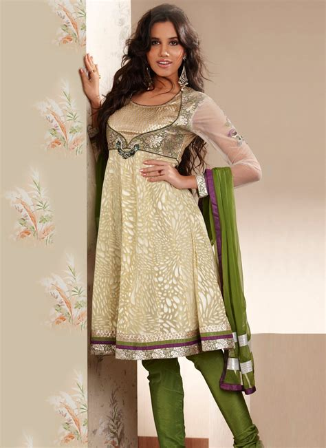 Latest Anarkali Frocks Fashion Point