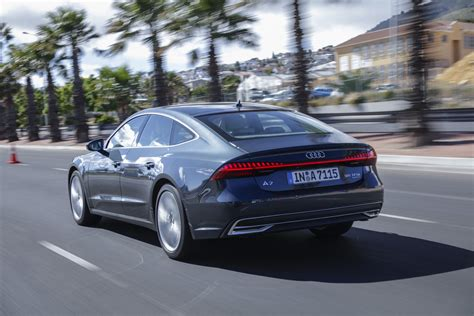 2019 audi a7 sportback us pricing details revealed drivers magazine