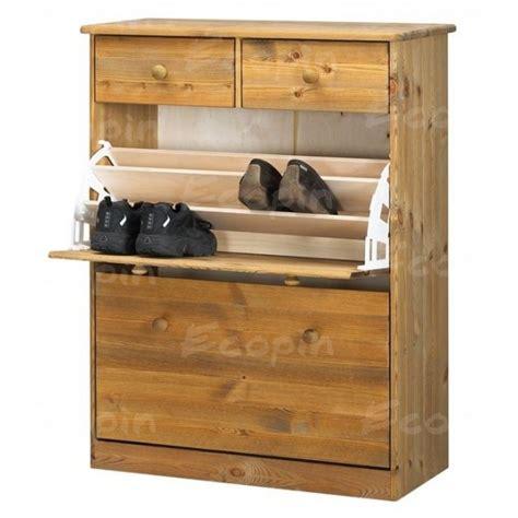 meuble 224 chaussures en pin quot karup quot ecopin meubles en pin