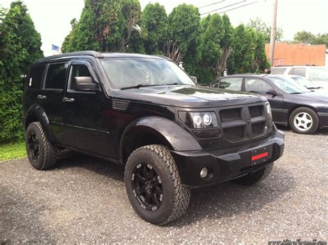 lifted jeep nitro lift dodge nitro forum