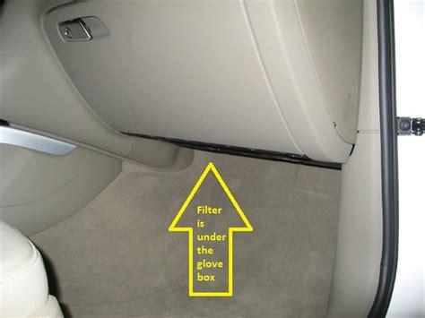 Audi How Replace Cabin Air Filter Audiworld